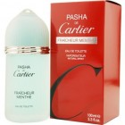 PASHA 1.7/3.4 EDT SP  FOR MEN By CARTIER