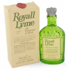 ROYALL LYME 4 OZ & 8 OZ ALL PURPOSE LOTION  FOR MEN By ROYALL