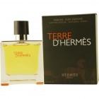 TERRE D'HERMES 2.5 / 3.3 / 6.7 Oz. PARFUM SP FOR MEN By HERMES