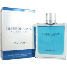 DAVIDOFF SILVER SHADOW FOR MEN BY DAVIDOFF - 3.4 OZ EDT SP