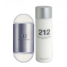 212 by Carolina Herrera , 2 pc gift set for women - 3.4 EDT Spray